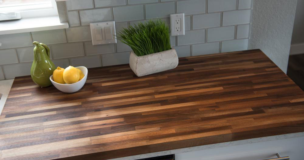 Size and Wood Species Options for DIY Butcher Block Projects