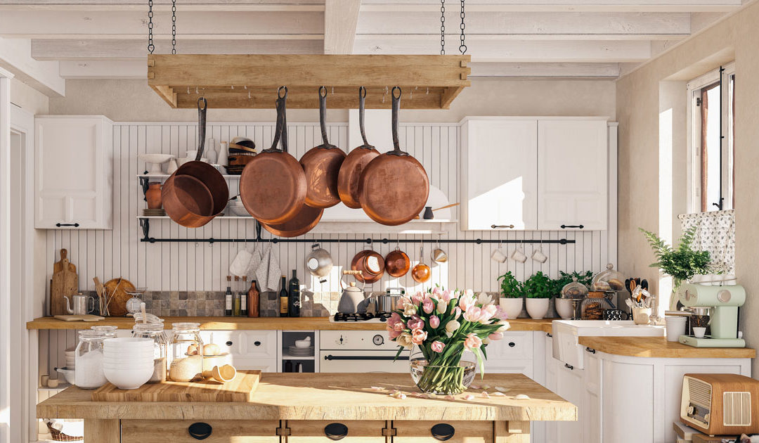 Creating a Cottage-Casual Kitchen for Your Home