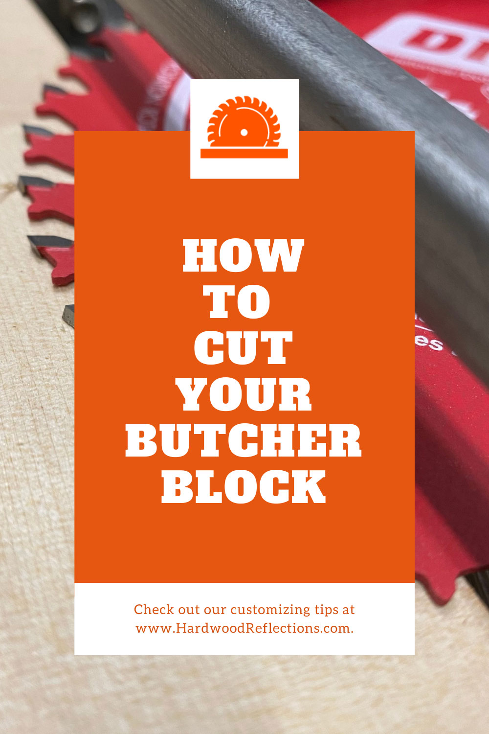 How to Cut Your Butcher Block